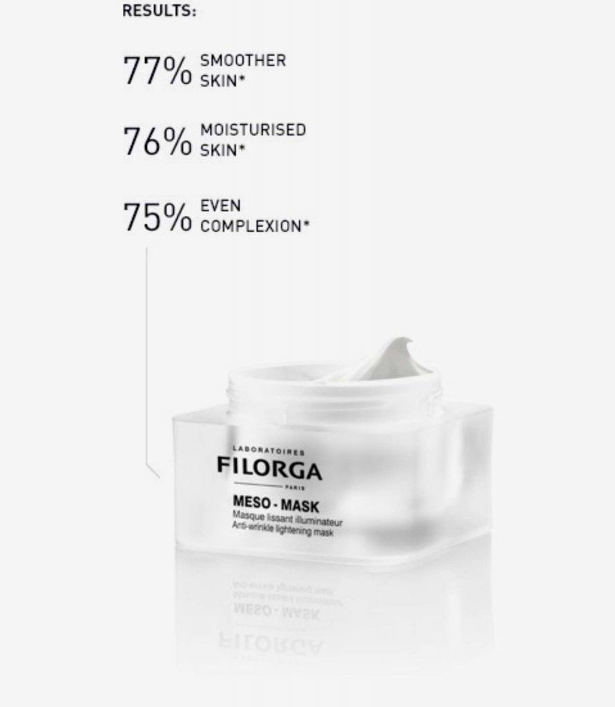 Specialaren: Filorga Meso Mask - Anti-wrinkle Lightening Mask 50 ml