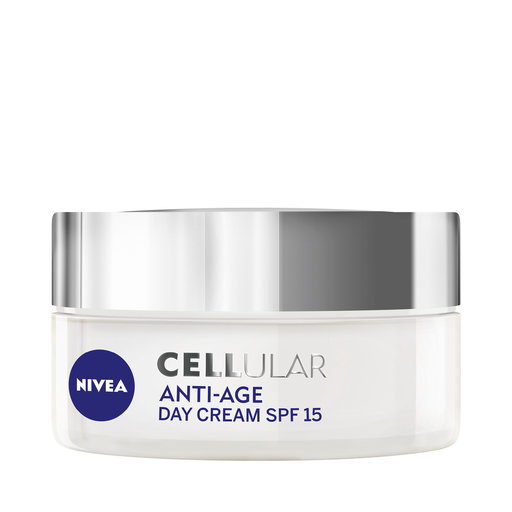 Budgetprodukten: Cellular Anti Age Day Cream SPF 15, 50 ml