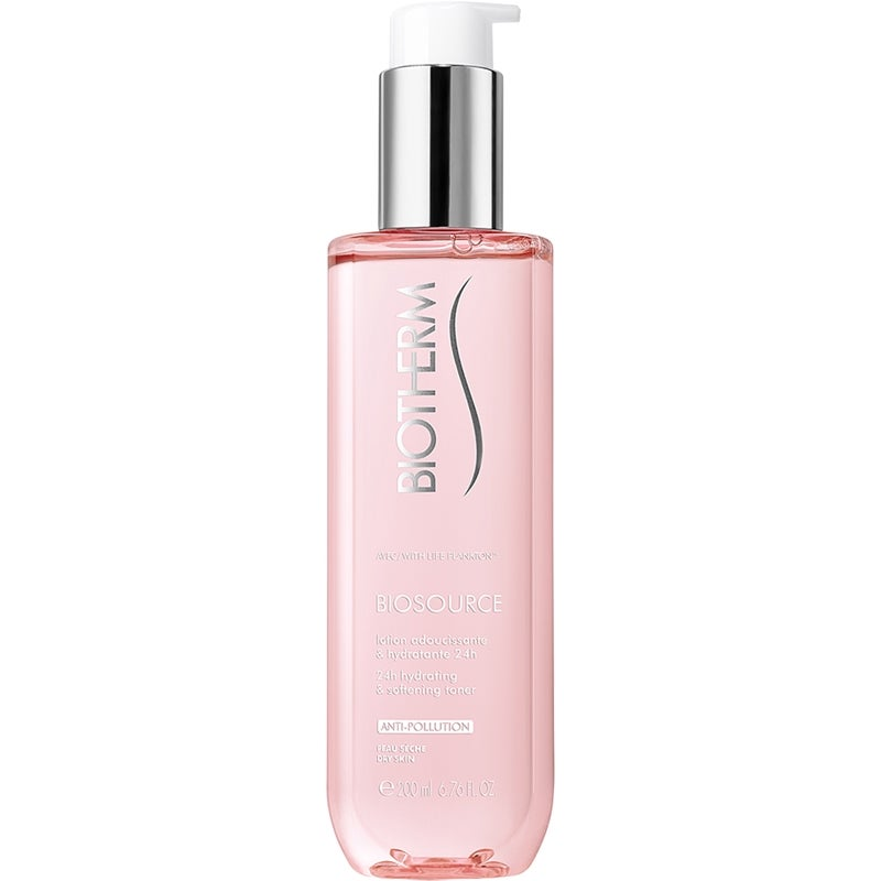 Biosource Softening Toner 24h Hydrating & Softening Toner, Dry Skin 200ml
