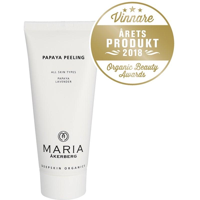 Mellanprodukten: MARIA ÅKERBERG Papaya Peeling