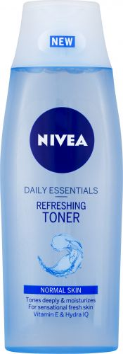 Budgetprodukten: NIVEA Daily essential refreshing toner normal skin 200 ml