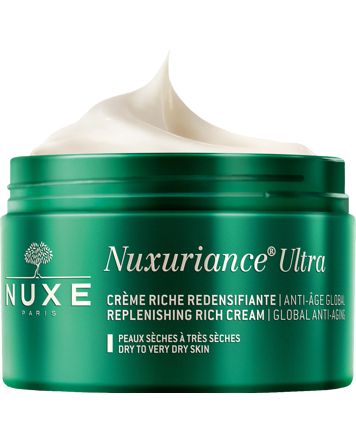 Mellanprodukten: Nuxuriance Ultra Replenishing Rich Cream 50ml