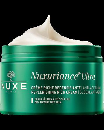 Mellanprodukten: Nuxuriance Ultra Replenishing Rich Cream 50ml