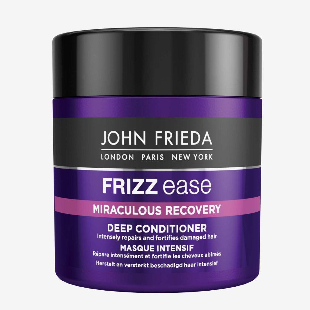 Budgetprodukten: John Frieda Frizz Ease Miraculous Recovery Mask