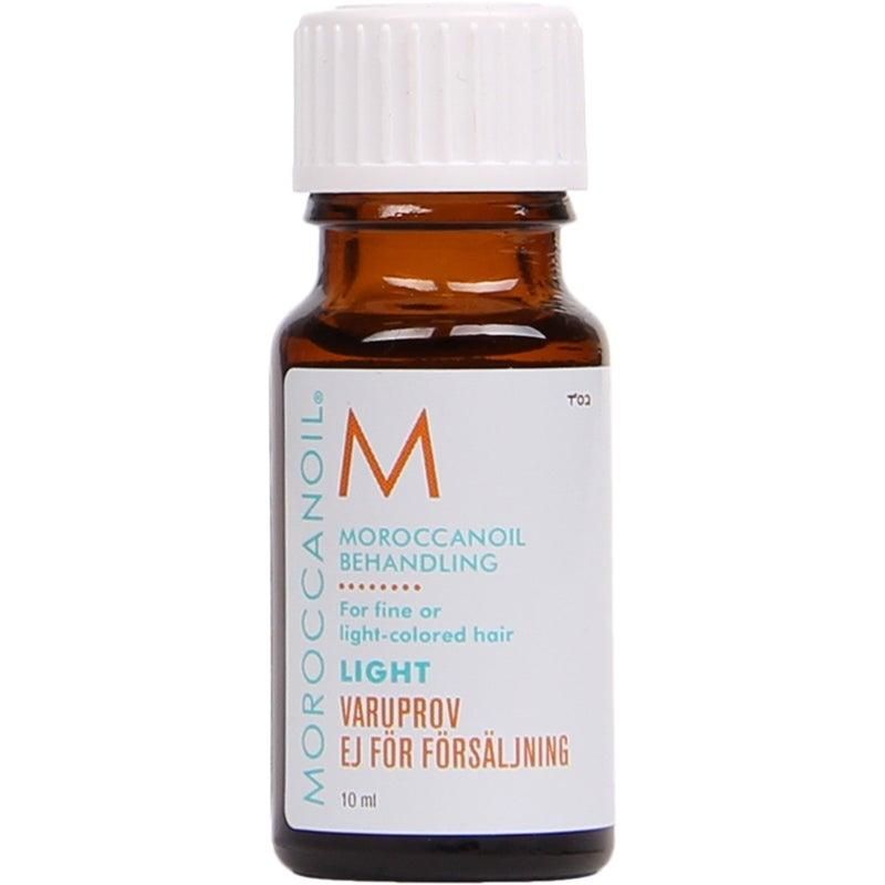 Budgetprodukten: Moroccanoil Light Oil Treatment 10 ml