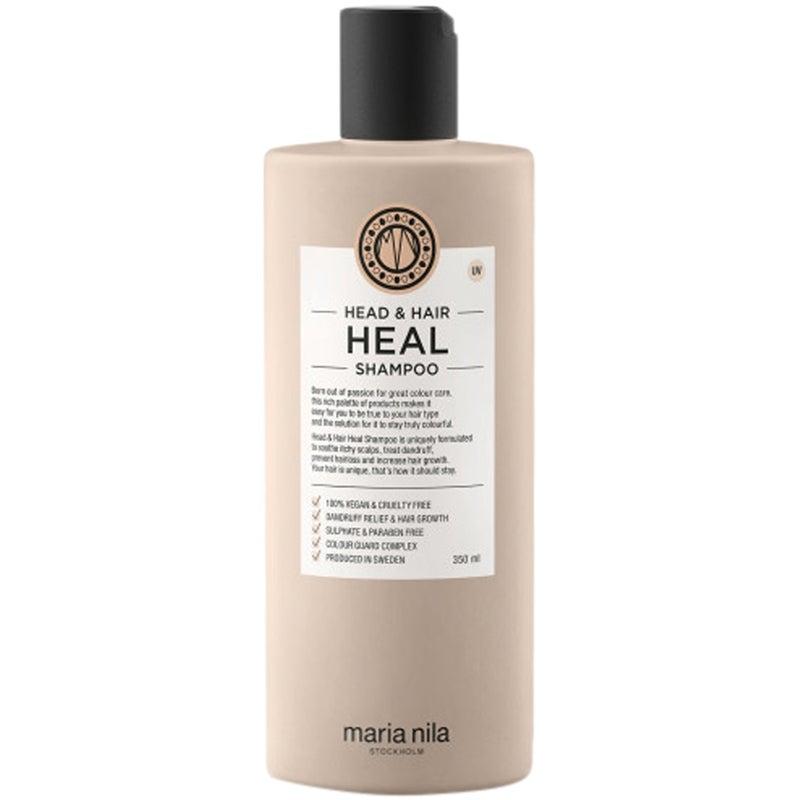 Mellanprodukten: Maria Nila Head & Hair Heal Shampoo