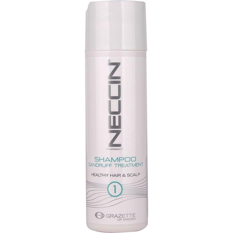 Grazette of Sweden Neccin 1 Dandruff Treatment Shampoo