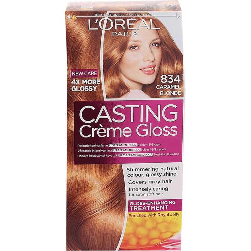 L'Oréal Paris Casting Creme Gloss Caramel Blonde