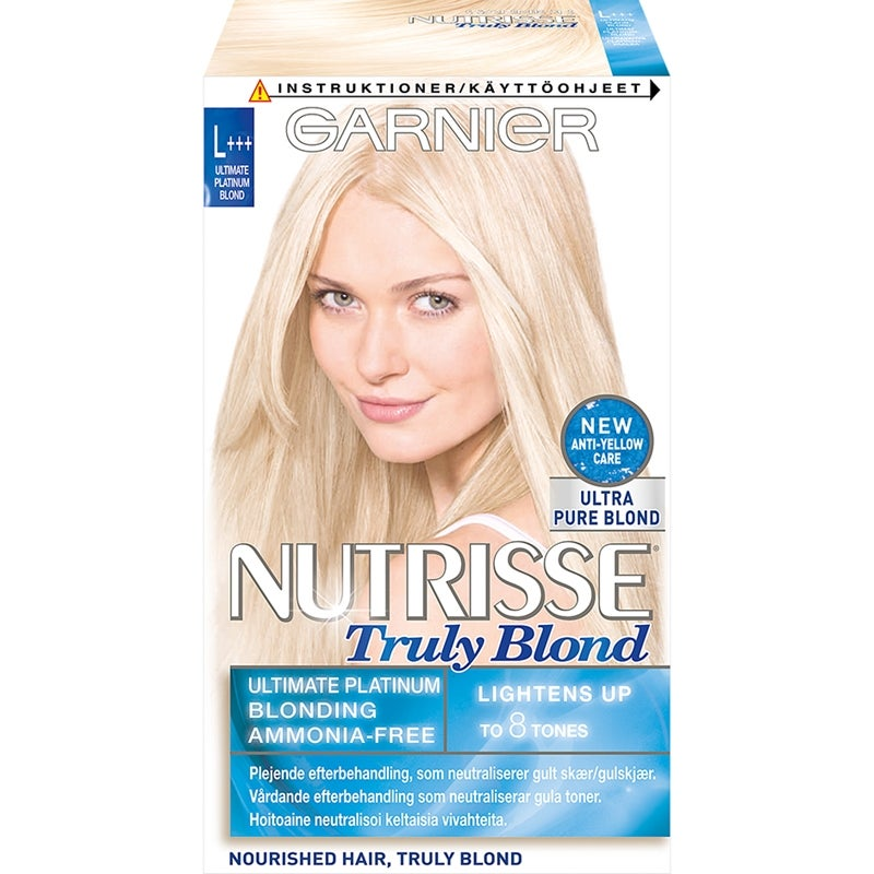 Garnier Nutrisse Truly Blond Ultimate Blonding