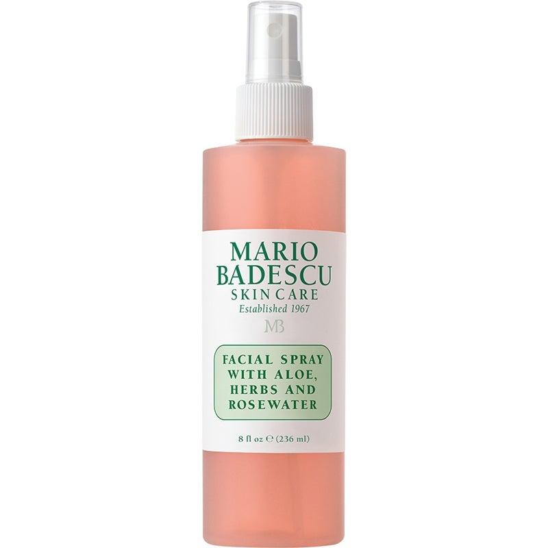 Budgetprodukten: Mario Badescu Facial Spray with Aloe, Herbs & Rosewater