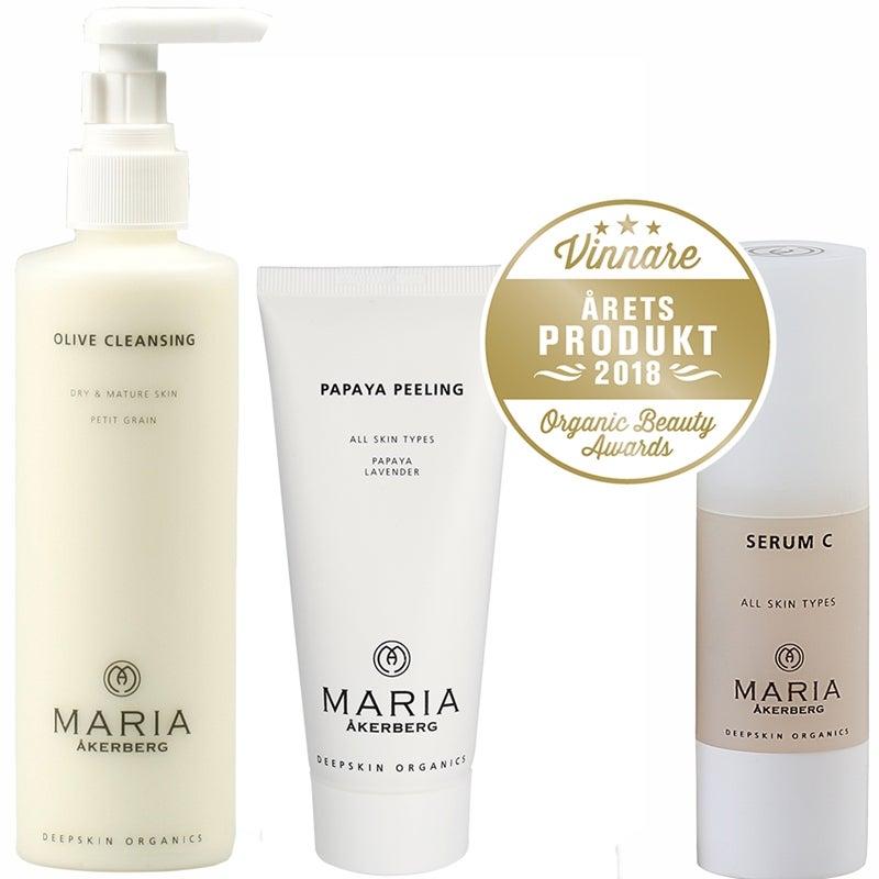 Mellanprodukten: MARIA ÅKERBERG Skin Care Favourites