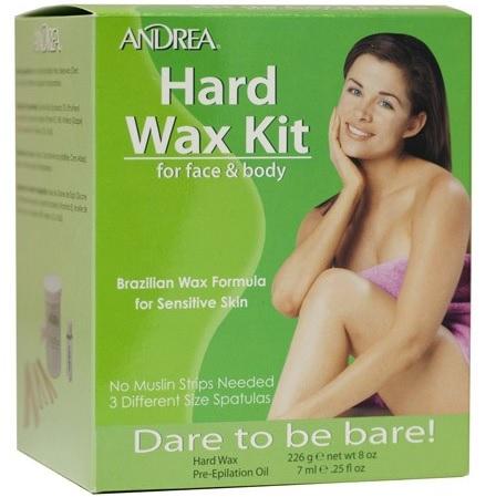 Specialaren: AnDrea Hard Wax Kit