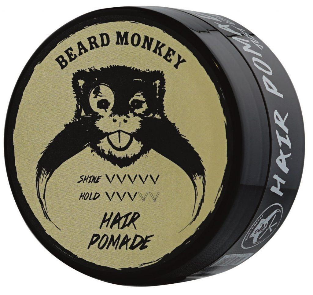 Beard Monkey Hair Wax Pomade