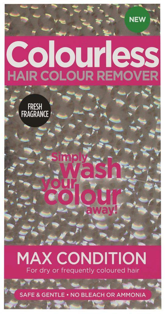 Colourless Haircolour Remover Max Condition