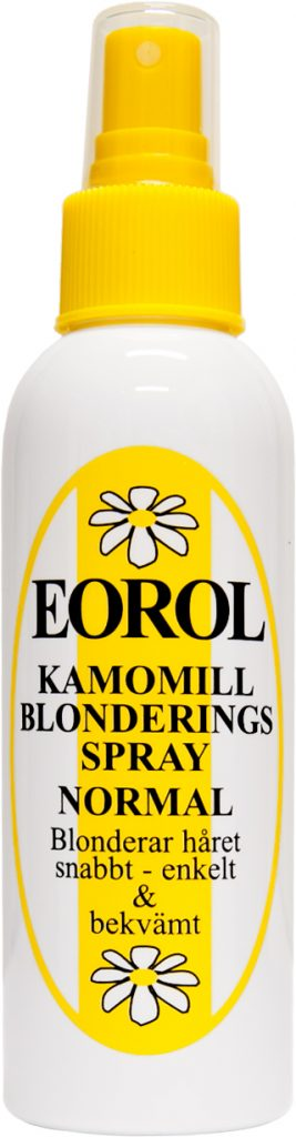 Budgetprodukten: Eorol Blonderingsspray Normal 175 ml