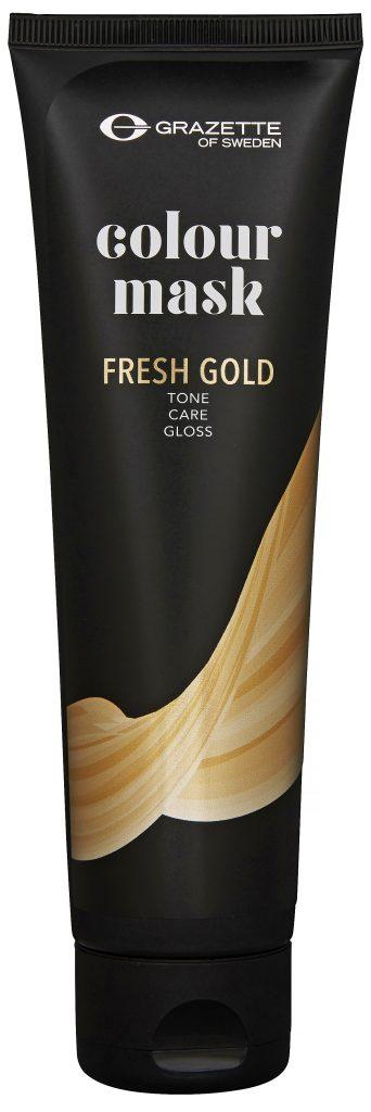 Grazette Colour Mask Fresh Gold