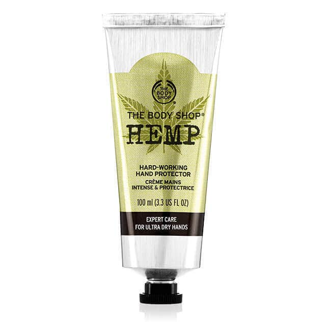 Specialaren: The Body Shop Hemp Hand Cream