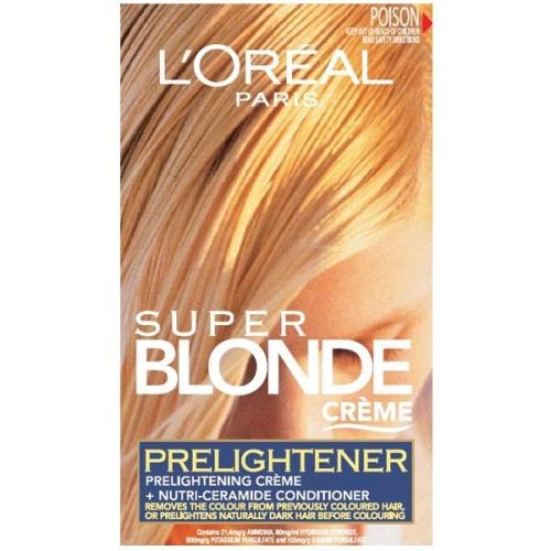 Specialaren: Loreal Paris Super Blonde Creme Avfärgning