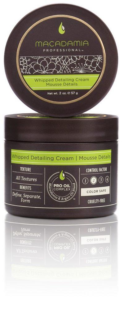 Mellanprodukten: Macadamia Natural Oil Whipped Detailing Cream