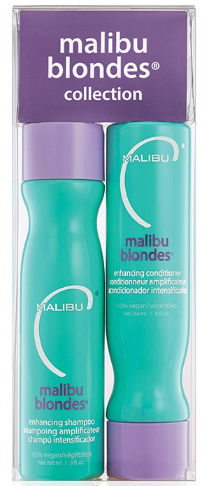 Malibu C Malibu blondes collection kit