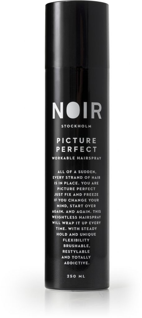 NOIR Stockholm Picture Perfect - Finishing Spray