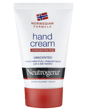 Budgetprodukten: Norwegian Formula Unscented Hand Cream 50ml