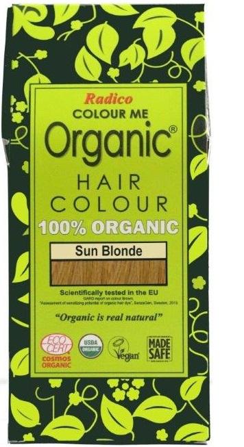 Specialaren: Radico Colour Me Organic Sun Blond 36