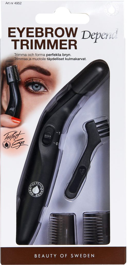 Depend Perfect Eye Eyebrow Trimmer
