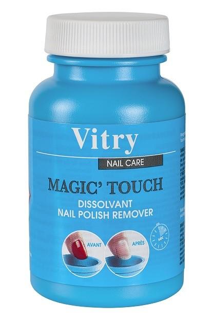Drömprodukten: Vitry Magic Touch Nagellacksremover