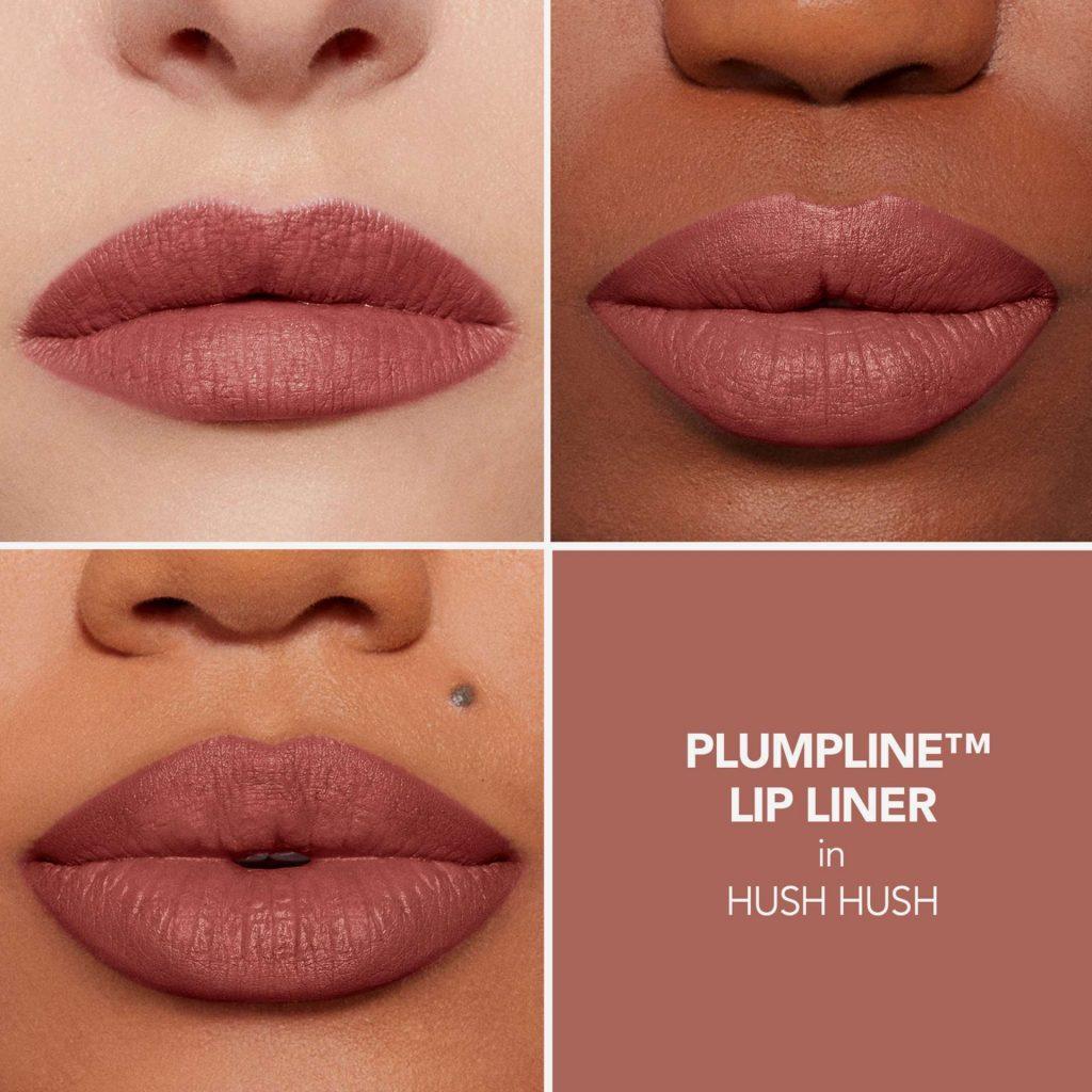 Buxom Plumpline Lip Liner Hush Hush