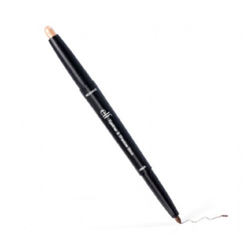 Budgetprodukten: e.l.f. Eye Liner & Shadow Stick Brown