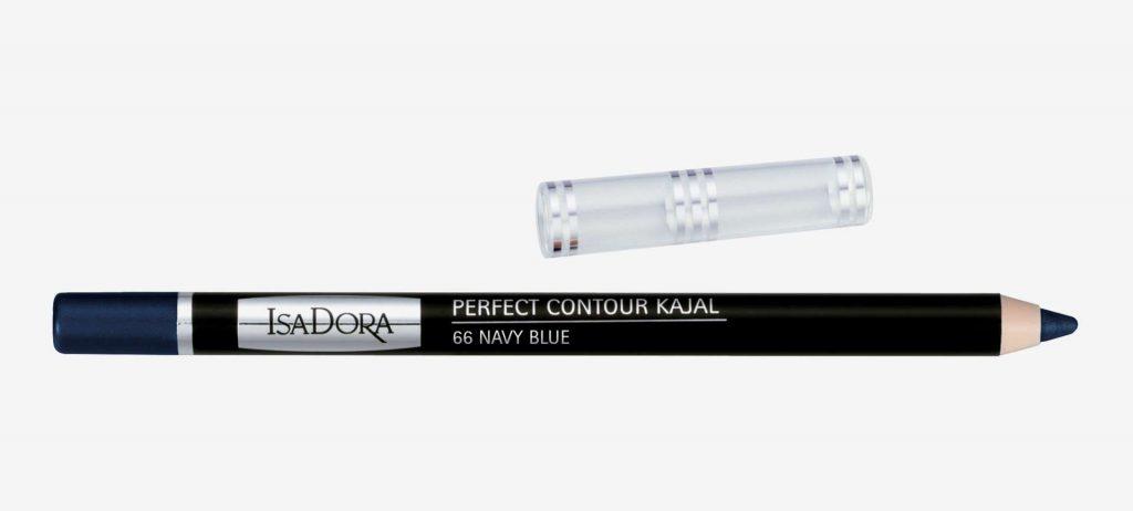 Isadora Perfect Contour Eye Pencil 66 Navy Blue