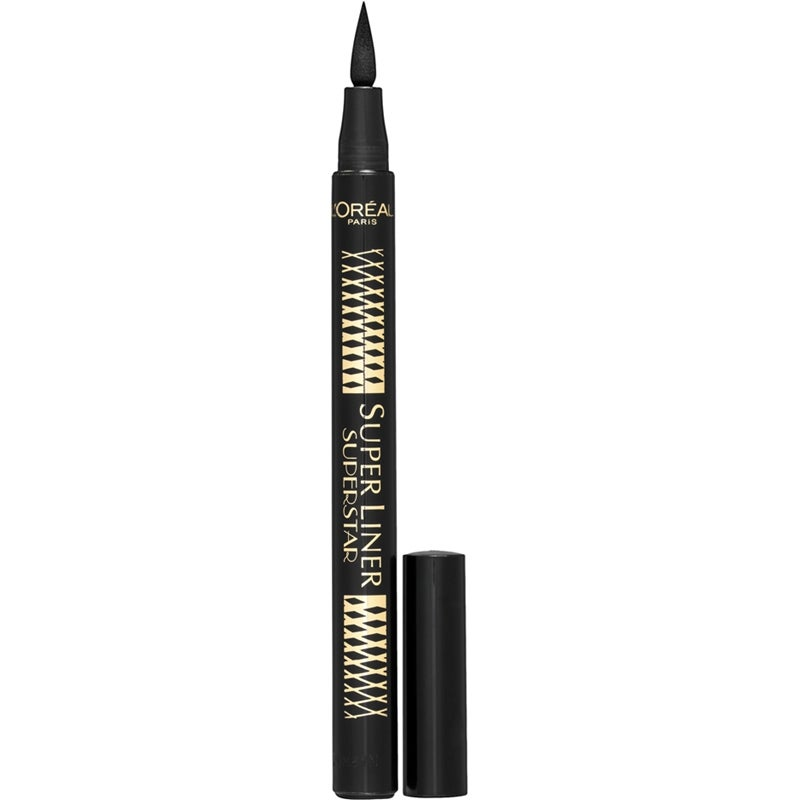 L'Oréal Paris Super Liner Superstar Eyeliner 1 Black