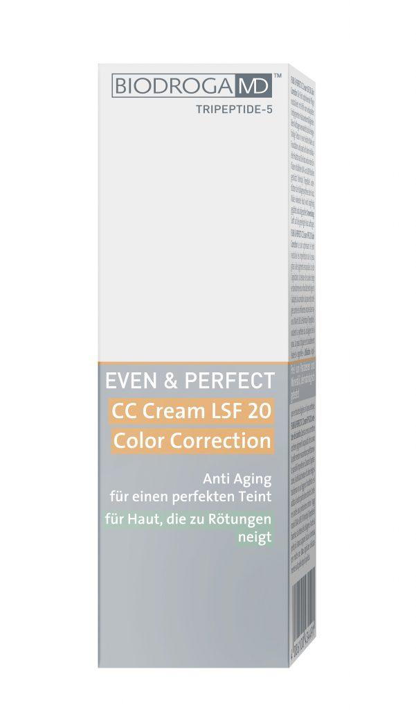 Specialaren: Biodroga MD Even & Perfect CC Cream SPF20 Skin Tending