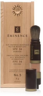 Specialaren: Eminence Organics Cinnamon Bronzer nr 5