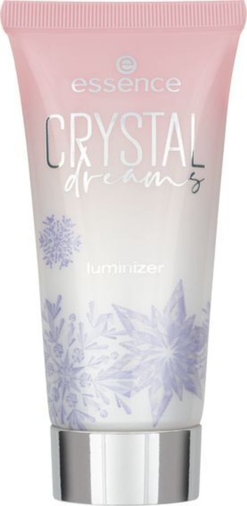 Budgetprodukten: essence CRYSTAL dreams luminizer 01 Frozen shine 30 ml