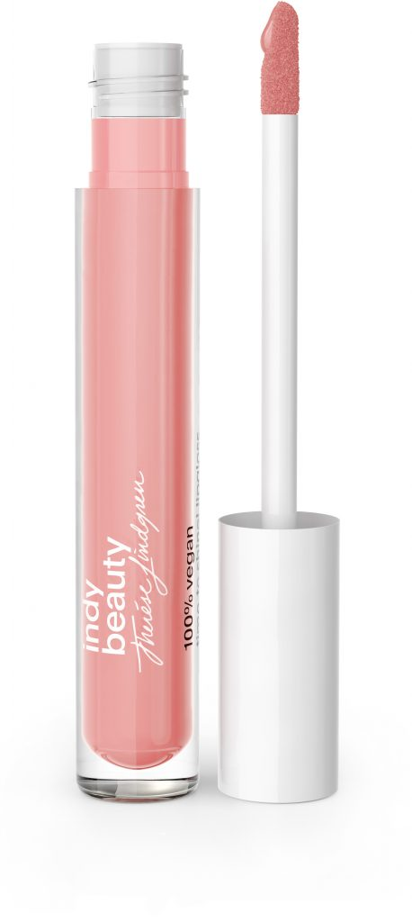 INDY BEAUTY time to shine! lipgloss agnes