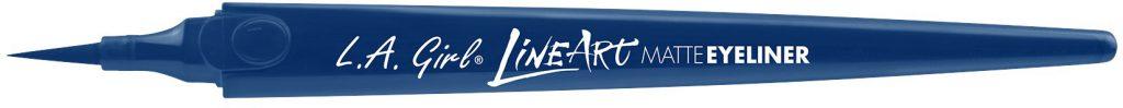 Specialaren: LA Girl LA Line Art Matte Eyeliner Cobalt