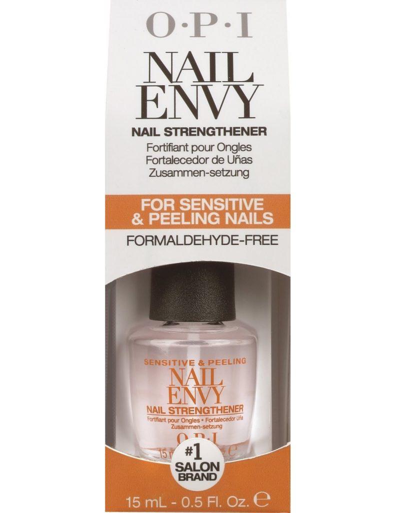Drömprodukten: Opi Nail Envy Sensitive & Peeling Nail Strengthener