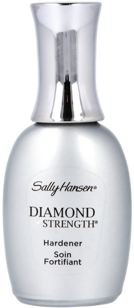 Mellanprodukten: Sally Hansen Diamond Strength Diamond Shine