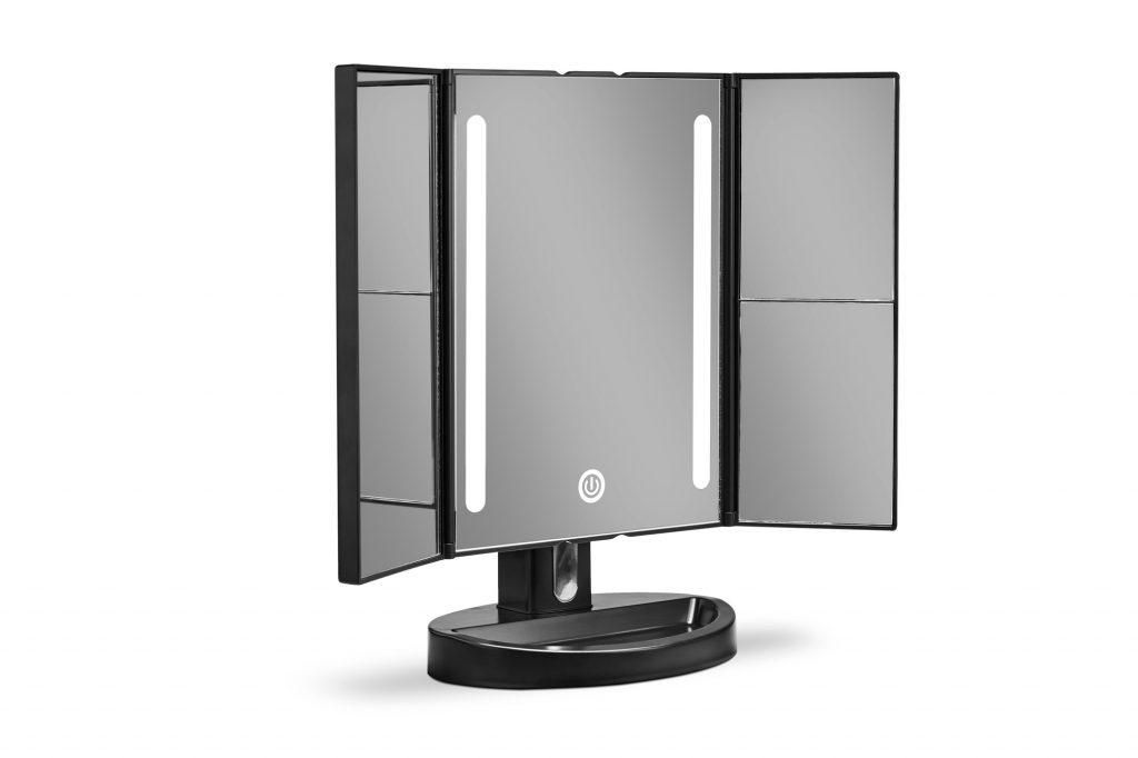 Mellanprodukten: Gillian Jones LED table mirror w/ sidepanels
