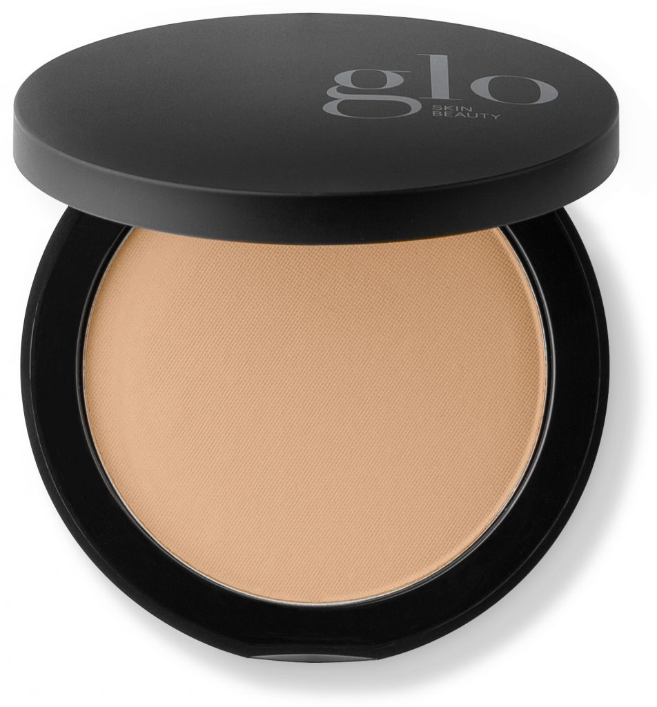 Glo Skin Beauty Pressed Base Honey Medium