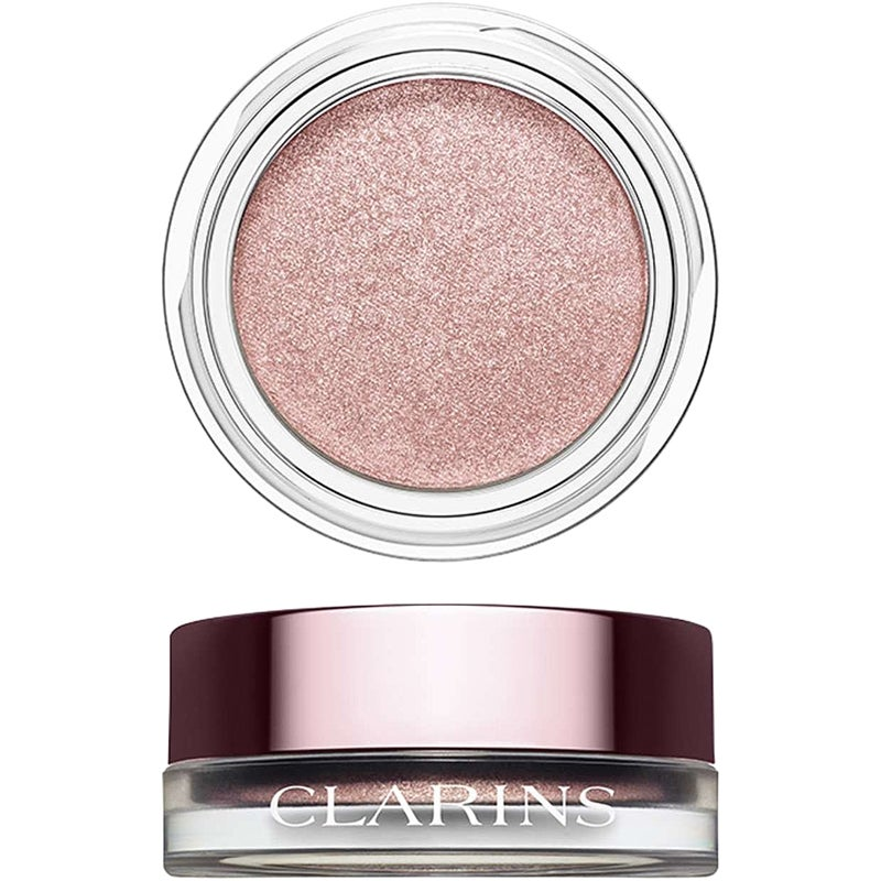 Clarins Ombre Iridescente Eyeshadow 09 Silver Rose 7g