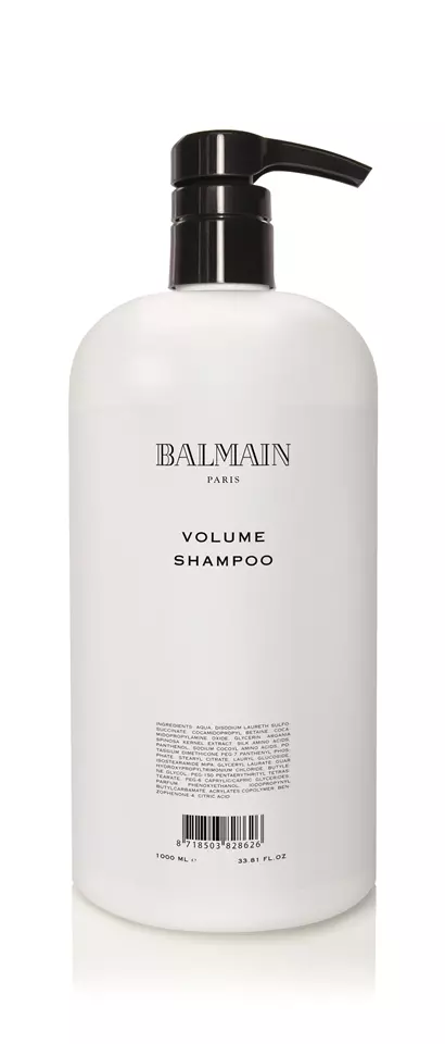 Balmain Paris Hair Couture Volume Shampoo