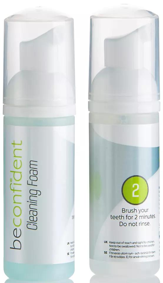 Beconfident Dual Foam Teeth Whitening 100 ml