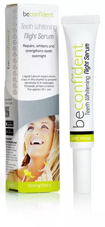 Beconfident Teeth Whitening Night Serum