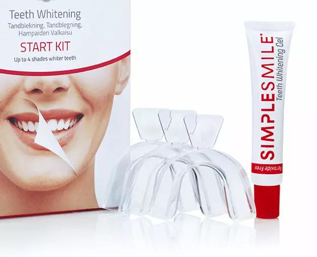 Simplesmile Teeth Whitening Start Kit