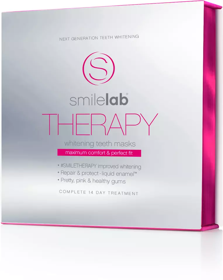 Smile Lab THERAPY Whitening teeth masks
