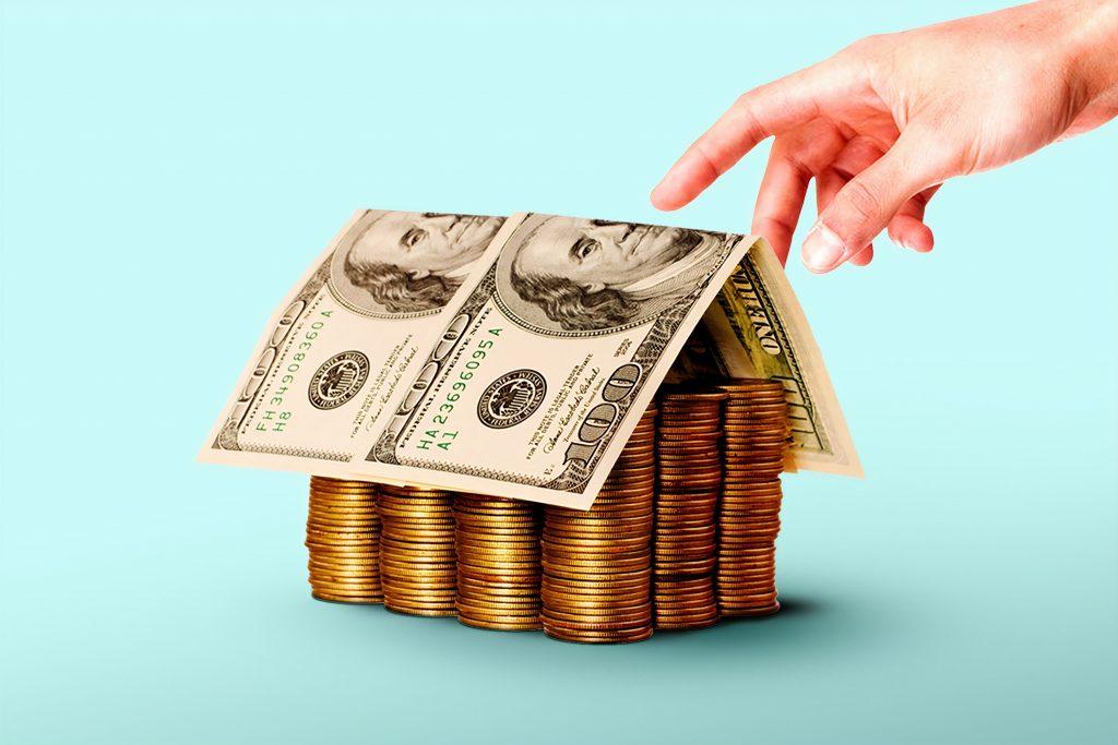 Pengar till brudsminking