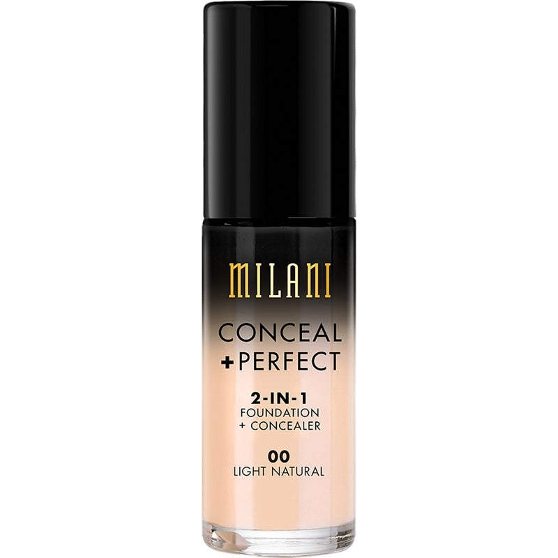 Milani Cosmetics Conceal & Perfect Liquid Foundation